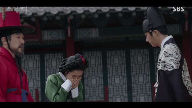 2019 3 18. Jung Il-woo in Haechi Episode 11. Cr. SBS 44