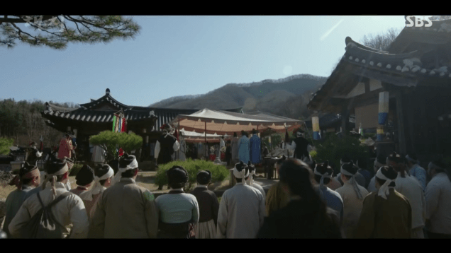 2019 3 18. Jung Il-woo in Haechi Episode 11. Cr. SBS 45