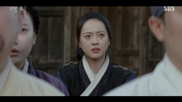 2019 3 18. Jung Il-woo in Haechi Episode 11. Cr. SBS 49