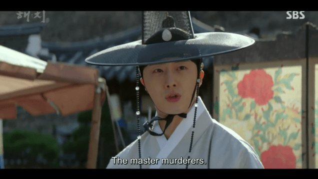 2019 3 18. Jung Il-woo in Haechi Episode 11. Cr. SBS 51
