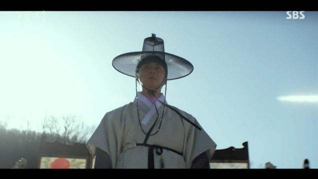 2019 3 18. Jung Il-woo in Haechi Episode 11. Cr. SBS 55