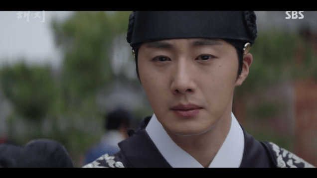 2019 3 18. Jung Il-woo in Haechi Episode 11. Cr. SBS 62