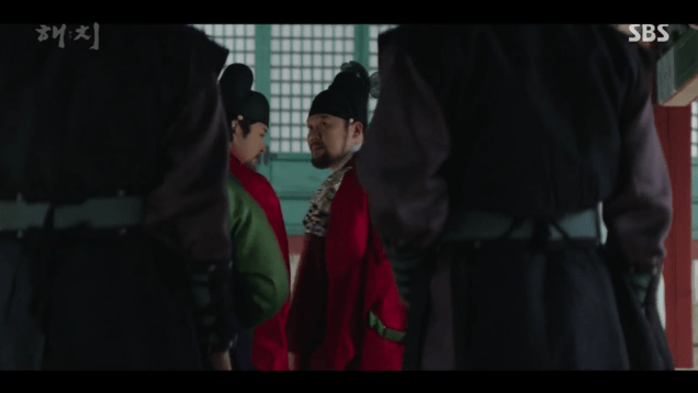 2019 3 18. Jung Il-woo in Haechi Episode 11. Cr. SBS 65