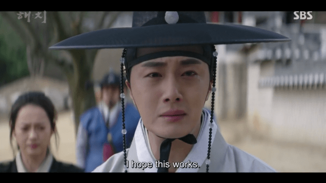 2019 3 18. Jung Il-woo in Haechi Episode 11. Cr. SBS 80