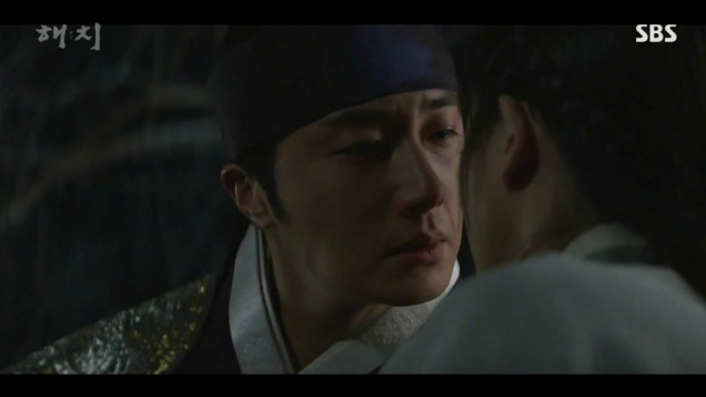 2019 3 18. Jung Il-woo in Haechi Episode 11. Cr. SBS 82