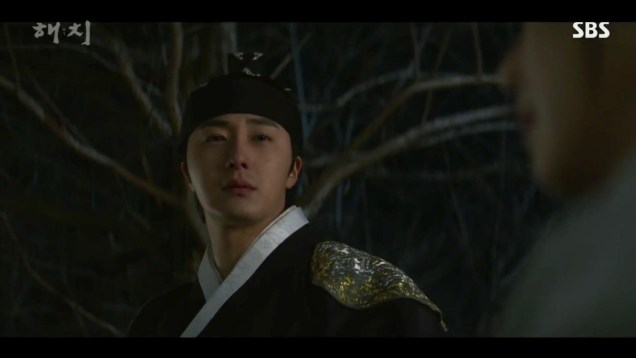 2019 3 18. Jung Il-woo in Haechi Episode 11. Cr. SBS 96