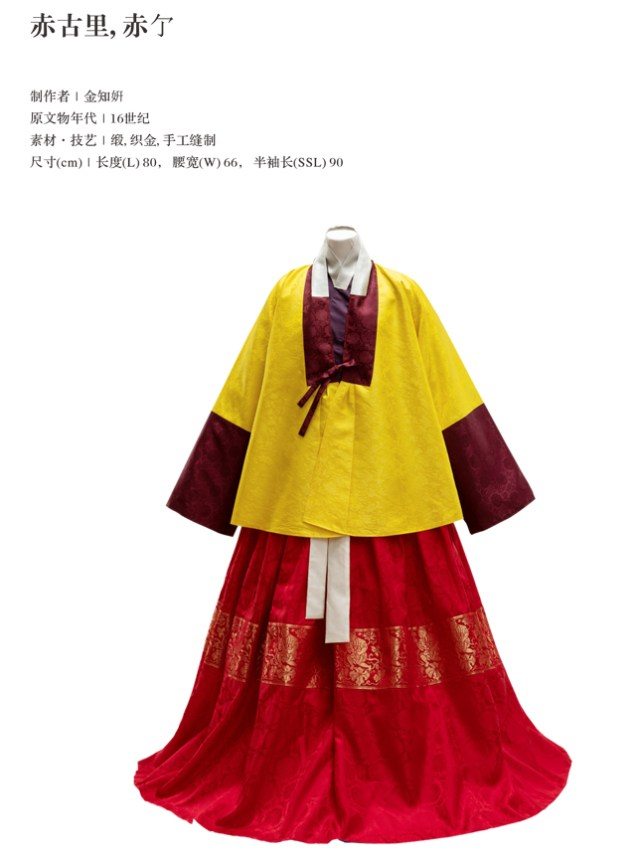 2019 3 29 Korean Traditional Costume Exhibit at the China Silk Museum in China.  11.jpg