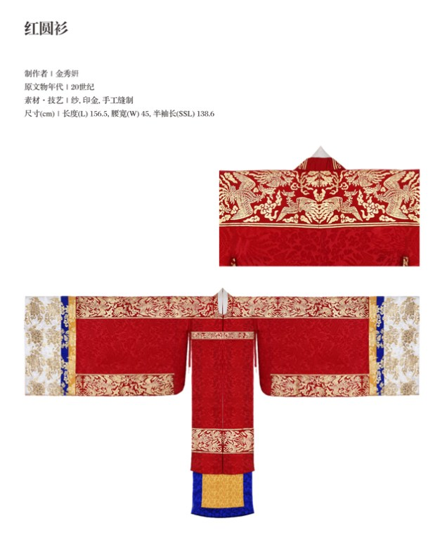 2019 3 29 Korean Traditional Costume Exhibit at the China Silk Museum in China.  20.jpg