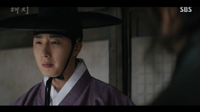 2019 3 31 Jung Il-woo in Haechi Episode 13 (25-26) 1