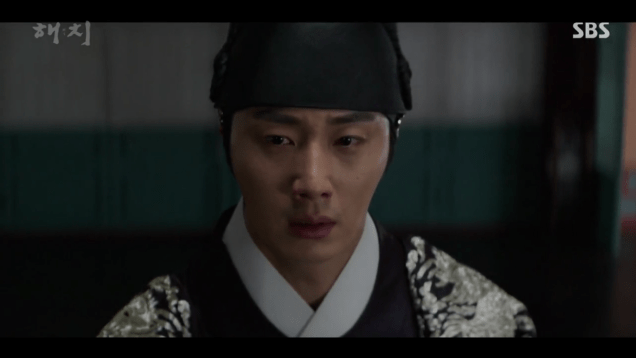 2019 3 31 Jung Il-woo in Haechi Episode 13 (25-26) 13