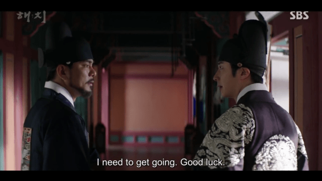 2019 3 31 Jung Il-woo in Haechi Episode 13 (25-26) 16