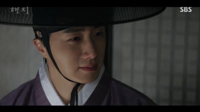 2019 3 31 Jung Il-woo in Haechi Episode 13 (25-26) 2