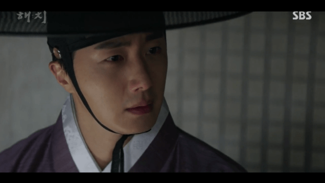 2019 3 31 Jung Il-woo in Haechi Episode 13 (25-26) 20