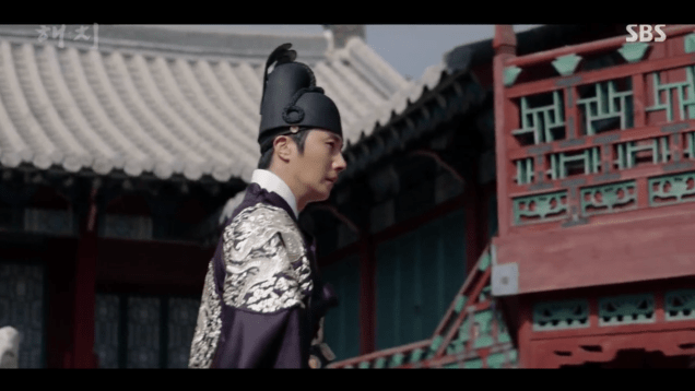 2019 3 31 Jung Il-woo in Haechi Episode 13 (25-26) 48