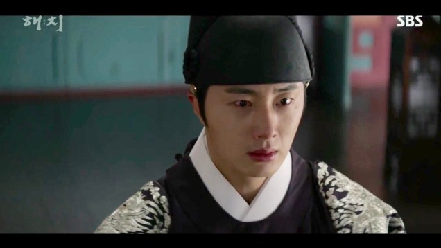2019 3 31 Jung Il-woo in Haechi Episode 13 (25-26) 55