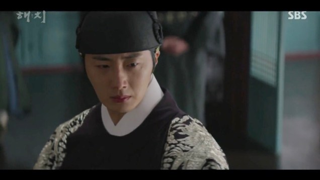 2019 3 31 Jung Il-woo in Haechi Episode 13 (25-26) 56