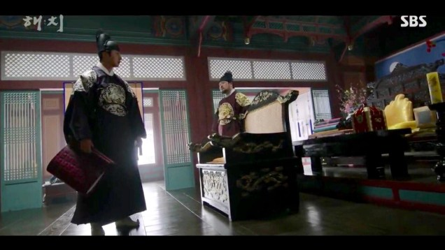 2019 3 31 Jung Il-woo in Haechi Episode 13 (25-26) 57