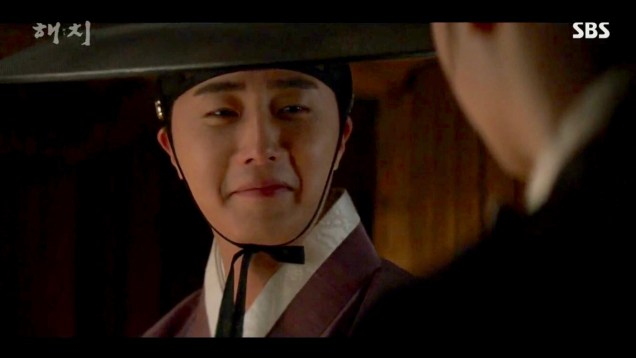 2019 3 31 Jung Il-woo in Haechi Episode 13 (25-26) 6