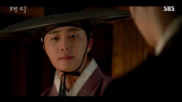 2019 3 31 Jung Il-woo in Haechi Episode 13 (25-26) 7