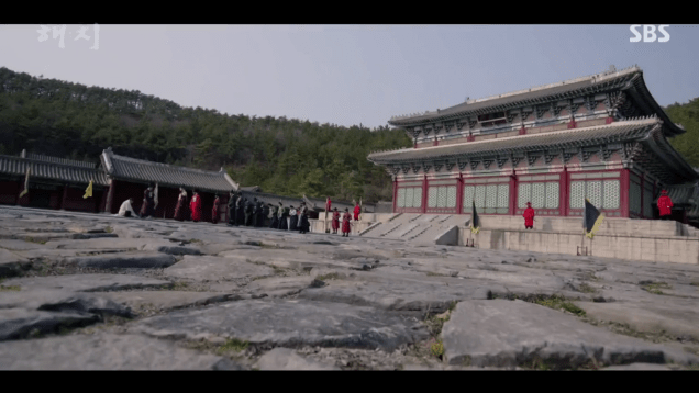 2019 3 31 Jung Il-woo in Haechi Episode 13 (25-26) 98