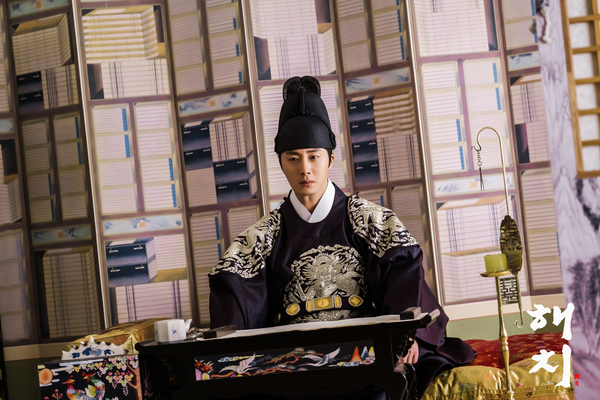 2019 3 31 Jung Il-woo in Haechi Episode 13 (25-26) Website Photos and Behind the Scenes. 4