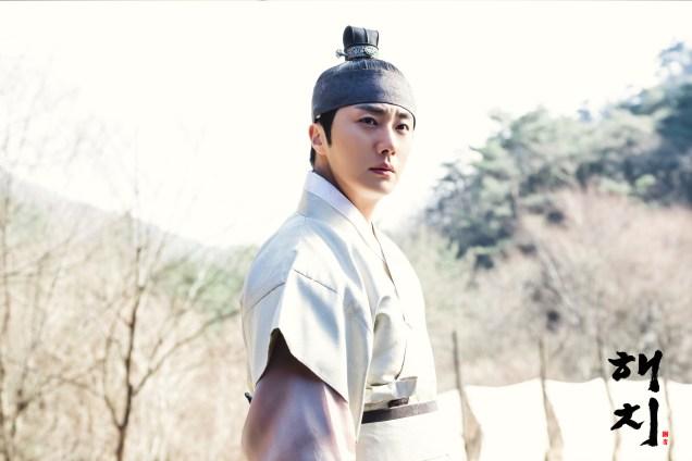 2019 3 8 Jung Il-woo in Haechi Episode 7. Website Photos. 1