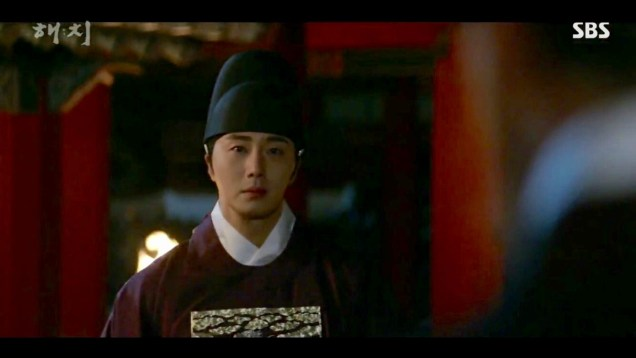 2019 3 8 Jung Il-woo in Haechi Episode 8. 10