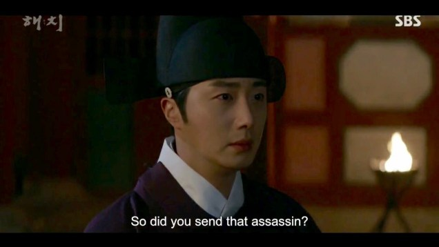 2019 3 8 Jung Il-woo in Haechi Episode 8. 11