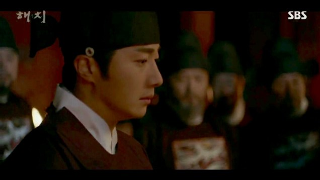 2019 3 8 Jung Il-woo in Haechi Episode 8. 12