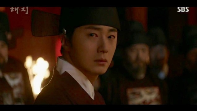 2019 3 8 Jung Il-woo in Haechi Episode 8. 13