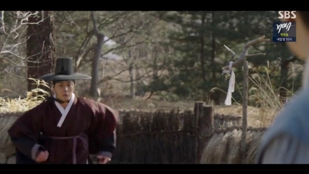 2019 3 8 Jung Il-woo in Haechi Episode 8. 26
