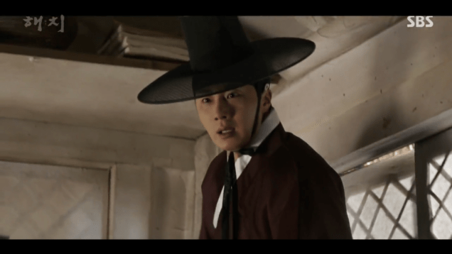 2019 3 8 Jung Il-woo in Haechi Episode 8. 29