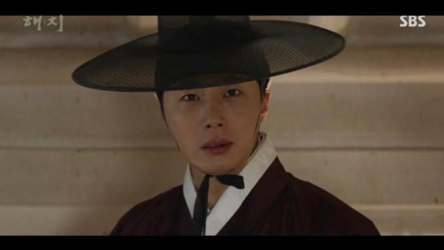 2019 3 8 Jung Il-woo in Haechi Episode 8. 33