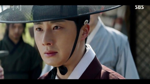 2019 3 8 Jung Il-woo in Haechi Episode 8. 36