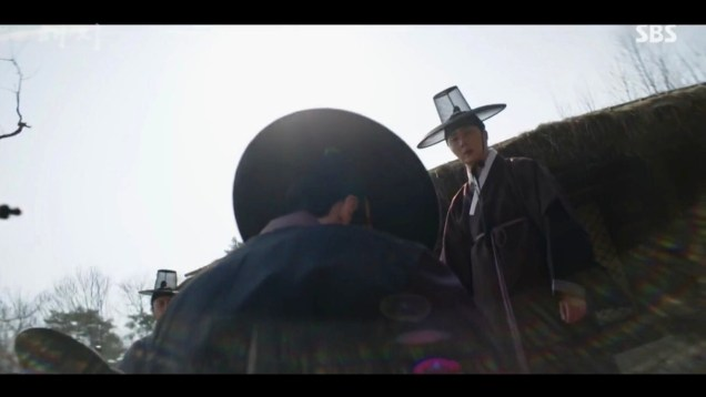 2019 3 8 Jung Il-woo in Haechi Episode 8. 39