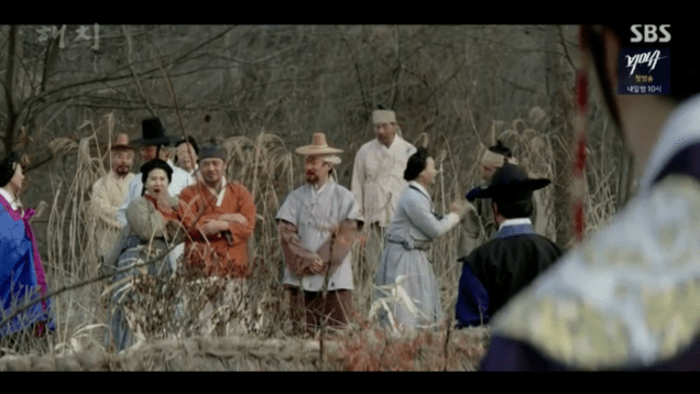 2019 3 8 Jung Il-woo in Haechi Episode 8. 53