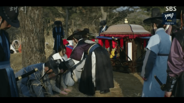 2019 3 8 Jung Il-woo in Haechi Episode 8. 54