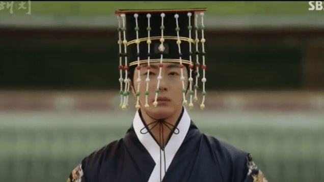 2019 3 8 Jung Il-woo in Haechi Episode 8. 83