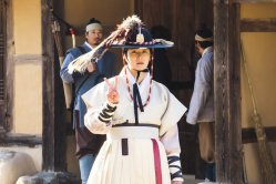 2019 3 8 Jung Il-woo in Haechi Episode 8. Behind the Scenes. 8