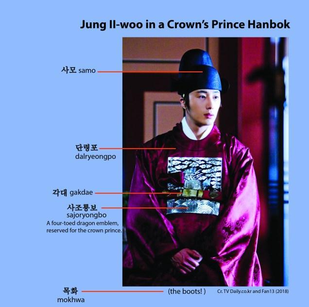 JIW Prince Hanbok