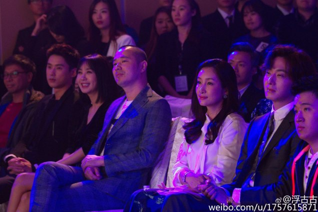 2015 10 Jung Il-woo in the Press Conference of Beautiful Woman : Beauty Dream. Seating. 1.jpg