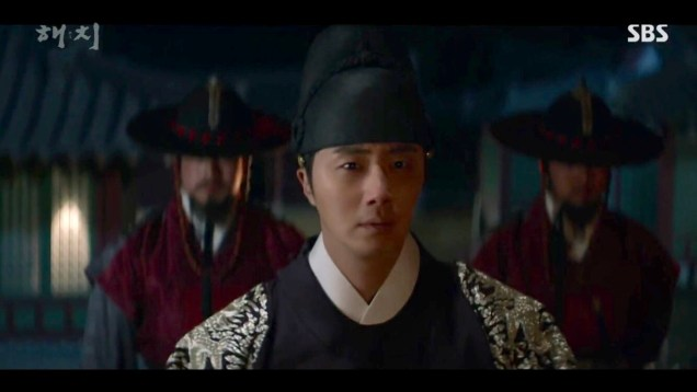 2019 3 26 Jung Il-woo in Haechi Episode 14(27,28) Cr. SBS 28