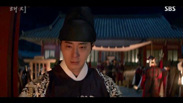2019 3 26 Jung Il-woo in Haechi Episode 14(27,28) Cr. SBS 30