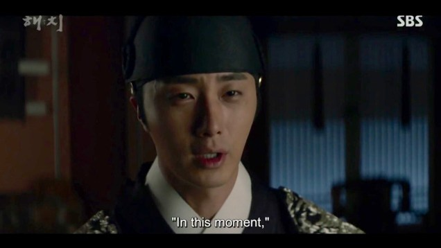 2019 3 26 Jung Il-woo in Haechi Episode 14(27,28) Cr. SBS 37