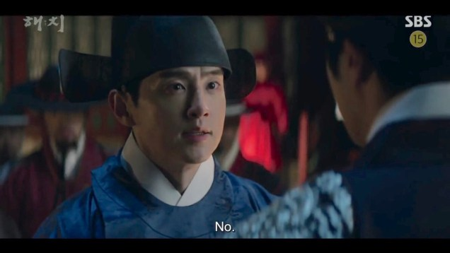 2019 3 26 Jung Il-woo in Haechi Episode 14(27,28) Cr. SBS 49