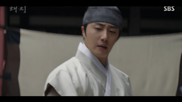 2019 3 26 Jung Il-woo in Haechi Episode 14(27,28) Cr. SBS 6