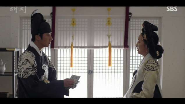2019 3 26 Jung Il-woo in Haechi Episode 14(27,28) Cr. SBS 67