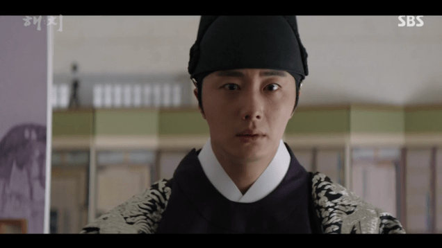 2019 3 26 Jung Il-woo in Haechi Episode 14(27,28) Cr. SBS 68