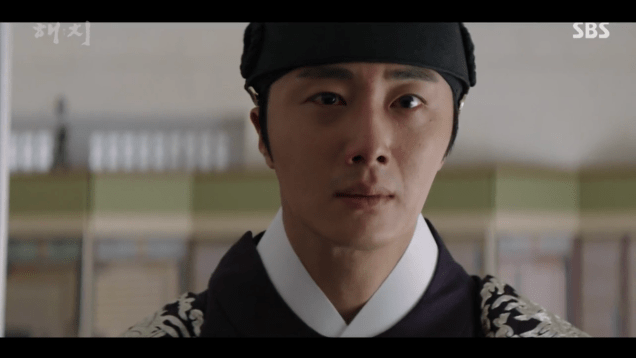 2019 3 26 Jung Il-woo in Haechi Episode 14(27,28) Cr. SBS 70
