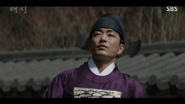 2019 3 26 Jung Il-woo in Haechi Episode 14(27,28) Cr. SBS 81
